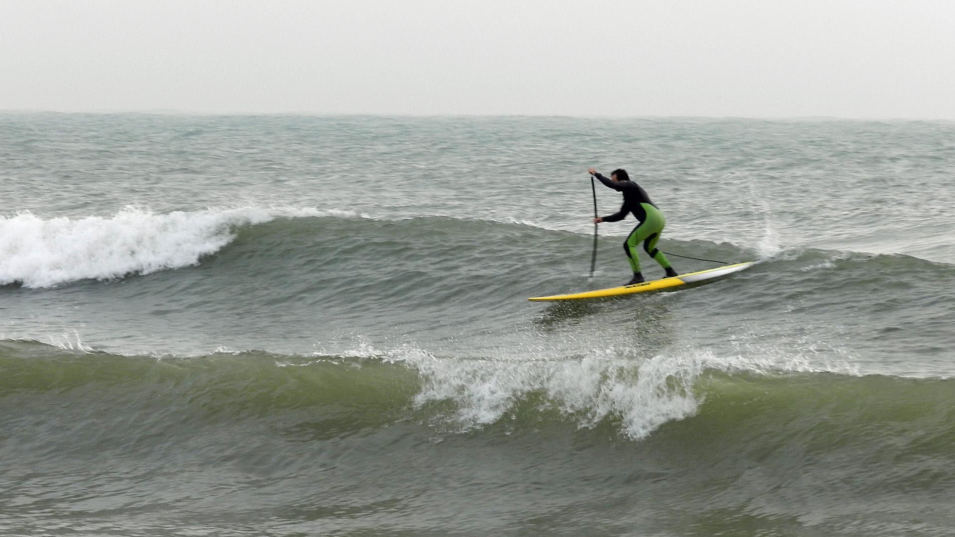 Some Like it Cold: Sheboygan Surfing